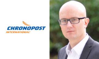 Frédéric Bernard, Directeur de la relation client chez Chronospost International