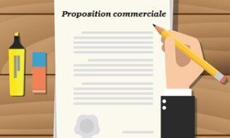 Qu'est-ce qu'une bonne proposition commerciale ?