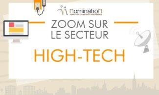 Zoom sur le secteur : High-Tech