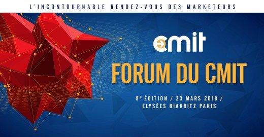 Évènement Forum du CMIT – 23/03 Nomination