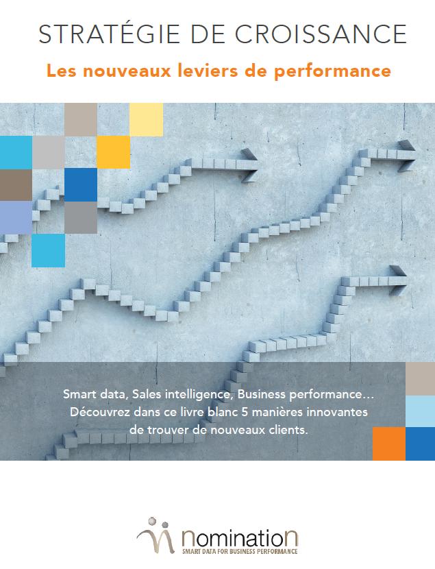 Couverture du Livre Blanc Stratégie de croissance : les nouveaux leviers de performance