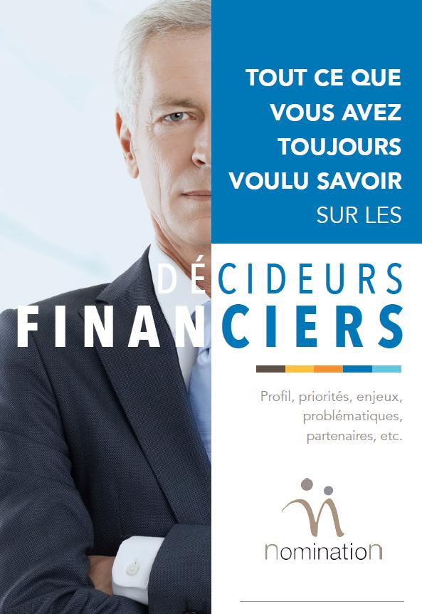 Couverture du Livre Blanc Tout ce que vous avez toujours voulu savoir sur les Décideurs financiers !
