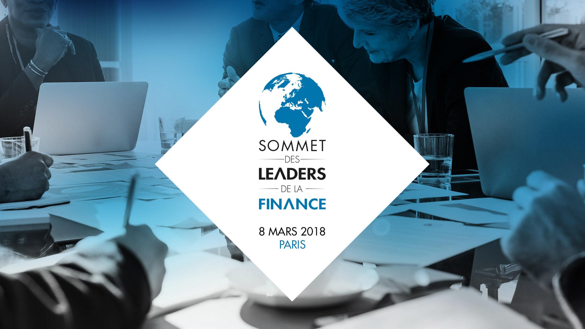 Évènement Sommet Des Leaders De La Finance – 08/03 Nomination