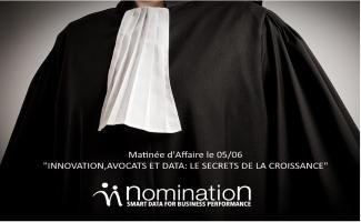 Évènement Matinée d'Affaires-le 05/06 Nomination