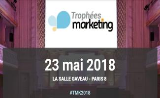 Évènement Les Trophées du Marketing – 23/05 Nomination