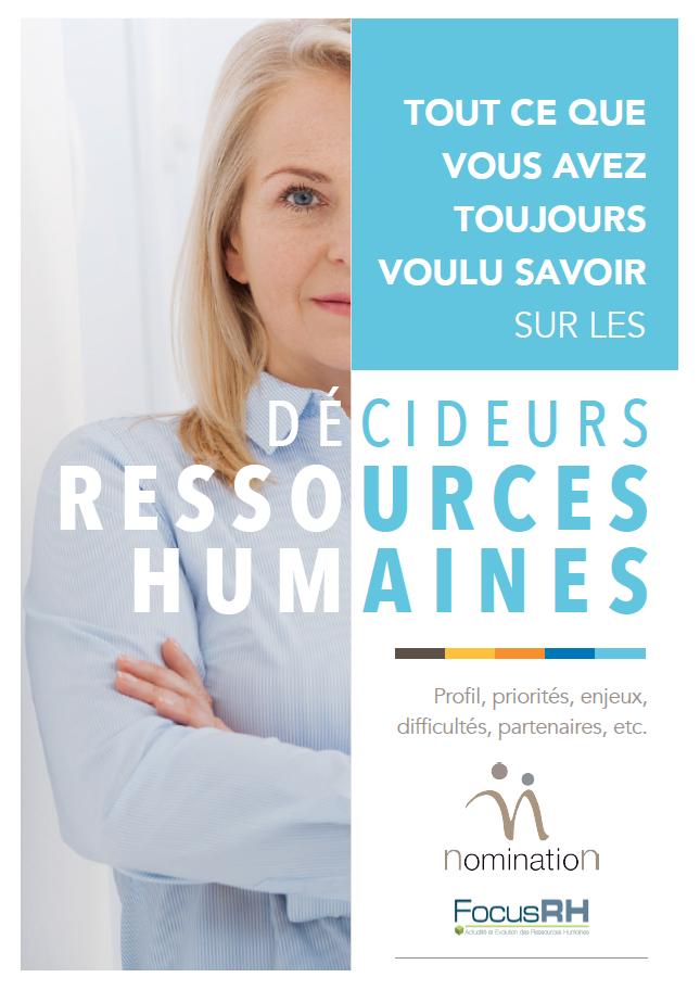 Couverture du Livre Blanc Tout ce que vous avez toujours voulu savoir sur les Décideurs des ressources humaines !
