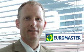 Alexandre Hennion, directeur commercial Euromaster France