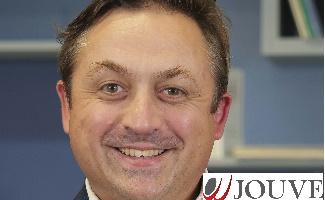Xavier Monmarché, Directeur commercial du groupe Jouve