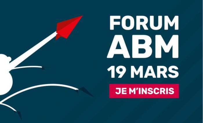 Évènement Forum ABM Nomination