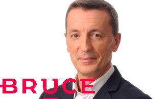 Philippe Calbel, directeur commercial de Bruce
