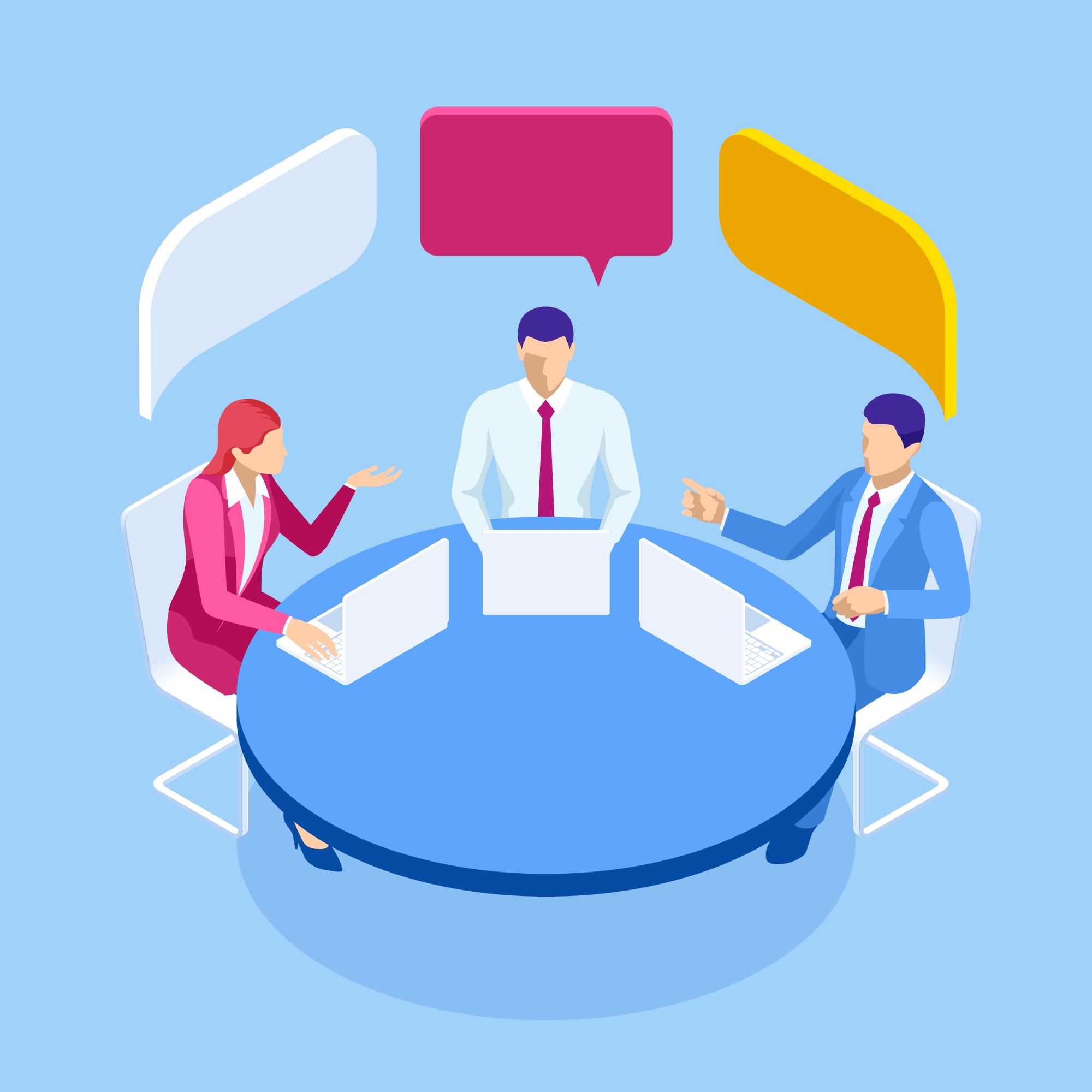 Livre Blanc Comment organiser des réunions commerciales dynamiques et efficaces ?