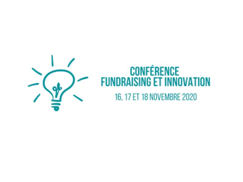 Évènement Conférence Fundraising et Innovation – 18/11 Nomination