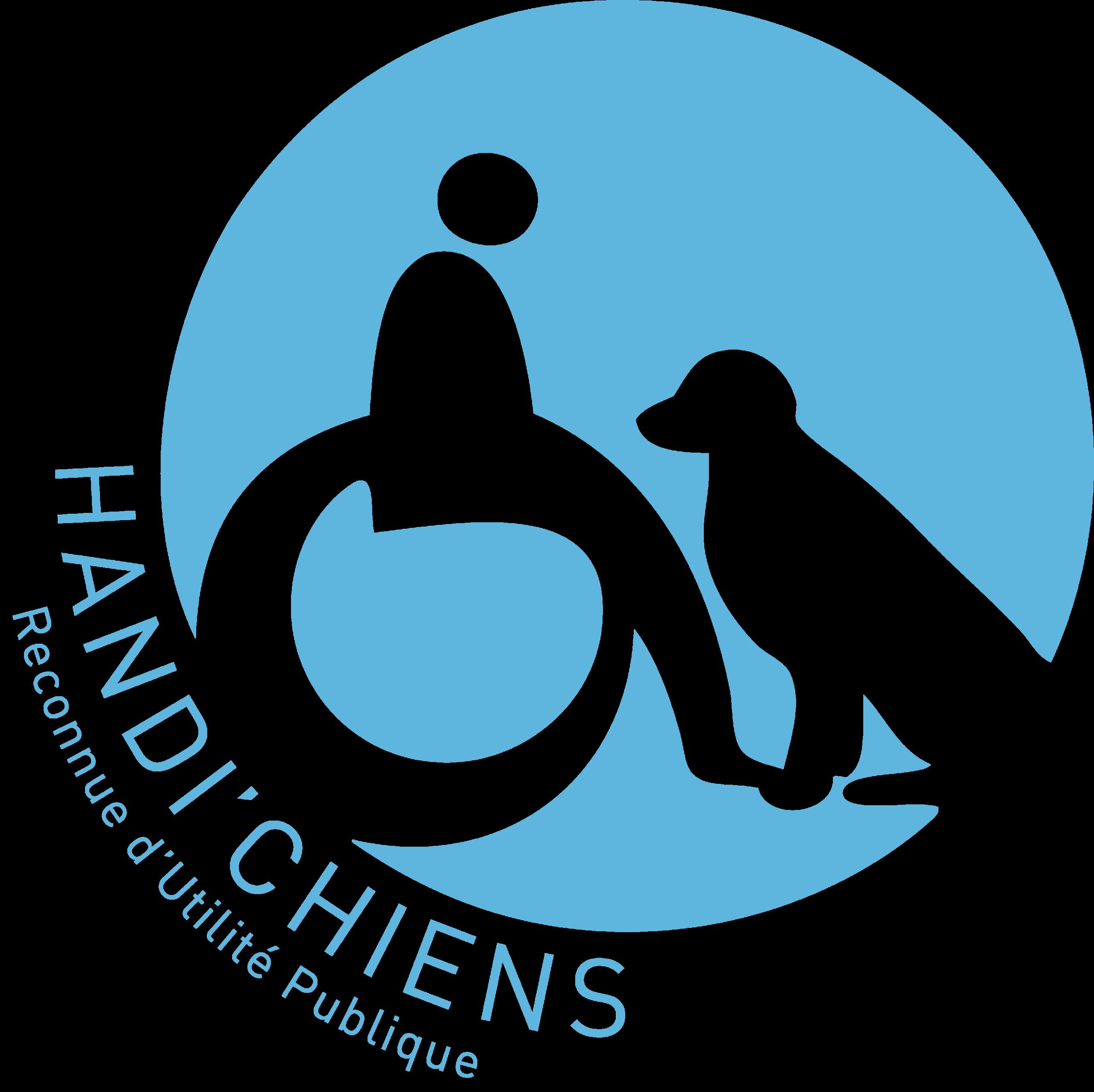 Logo client HANDI'CHIENS