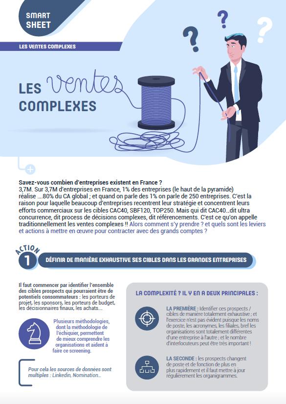 Livre Blanc Les ventes complexes : comment relever le défi ?