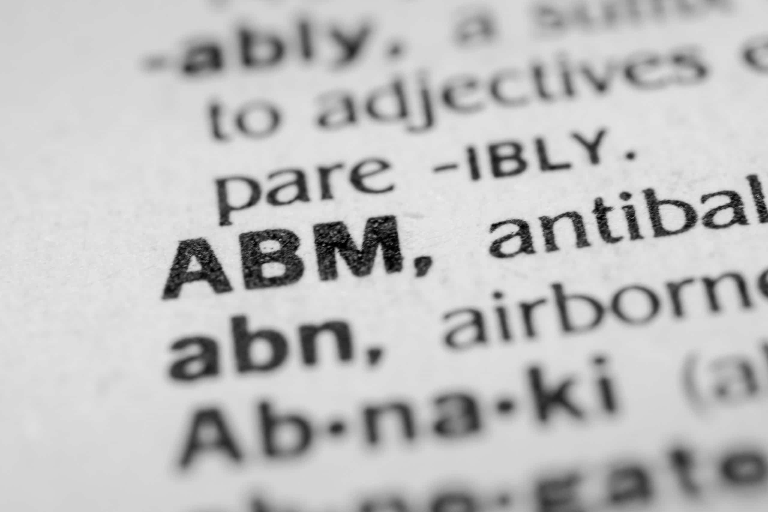 Livre Blanc Comment mettre en place une stratégie ABM ?
