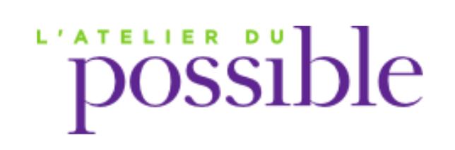 Logo client L'Atelier du Possible