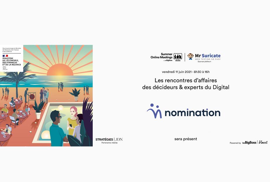 Évènement [11 juin 2021] Summer Online Meetings Nomination