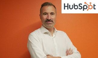 Ludovic Levé, directeur commercial France d'HubSpot